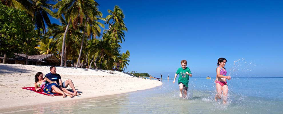 Fiji Holiday with kids