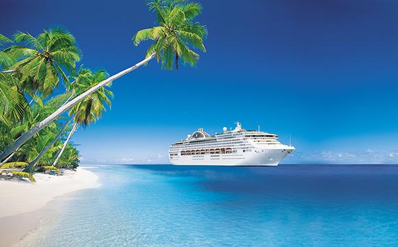 Fiji cruise vacation