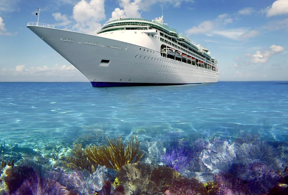 Fiji island cruise