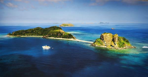 navadra Island Fiji