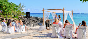beachcomber weddings